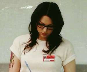 alex vause, orange is the new black, and oitnb image