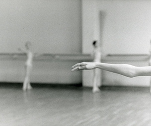 ballet, thin, and skinny image