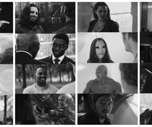 Avengers, family, and infinity war image