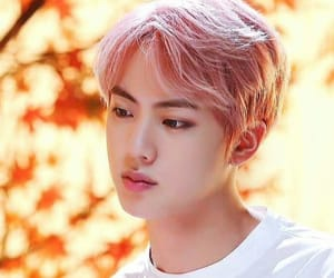 jin, blood sweat and tears, and kpop image