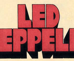 band, music, and led zeppelin image