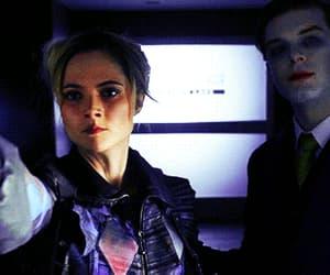 couple, gif, and Gotham image