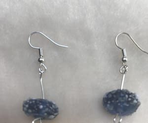 beaded jewellery, dangle earrings, and gift for her image
