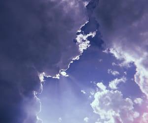 aesthetics, aurora, and clouds image