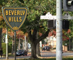 Beverly Hills, los angeles, and celebrity homes image