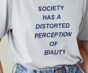 beauty, quotes, and fashion image
