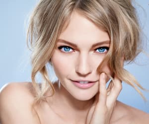 blonde, Sasha Pivovarova, and girl image