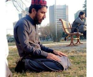 afghan, pakistan, and pray image