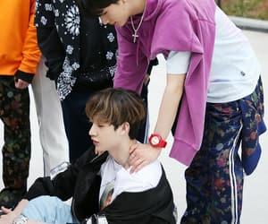 Chan, k-pop, and jyp nation image