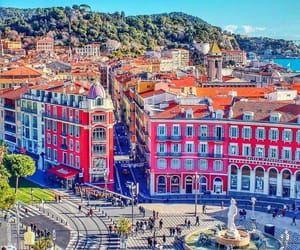 colors, france, and nice image