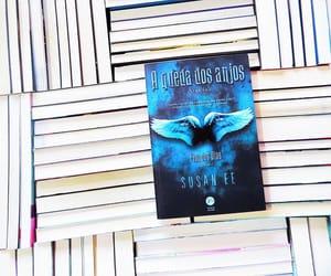 angel, anjos, and livro image