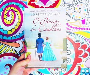 book, livro, and romance de época image
