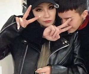 CL, g-dragon, and 2ne1 image