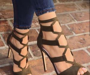 heels, sandals, and amazing image