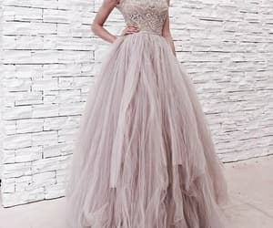 ball gown, fashion, and stlye image