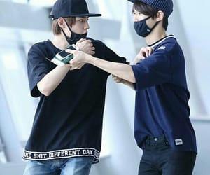 taeyong and doyoung image