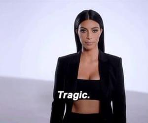 kim kardashian, reaction, and meme image