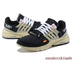 fashion, nike air presto, and nike shoes image