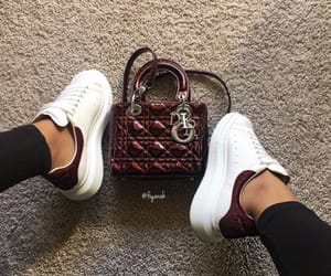 Alexander McQueen, shoes sneakers, and fashion style image
