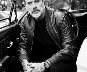 jeffrey dean morgan, jdm, and the walking dead image