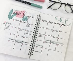 diy, journal, and planner image