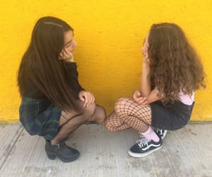 best friend, outfit, and picture image