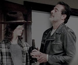 jdm, chandler riggs, and carl grimes image