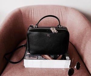 bag, black, and goal image
