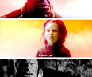 thanos, infinty war, and Avengers image