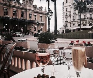 luxury, wine, and drink image