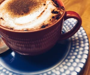 we heart it, cappuccino+coffee, and recipes+recetas+ricette image