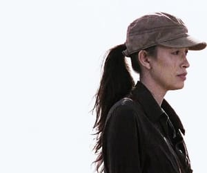 twd, the walking dead, and rosita espinosa image
