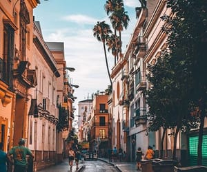 apartments, spain, and beautifuldestination image