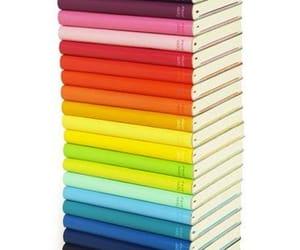 beautiful, books, and colorful image