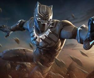 Marvel, wakanda, and t'challa image