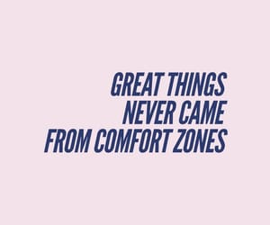 great, pink, and quote image