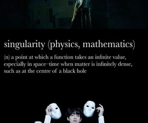 bts, singularity, and word meaning image