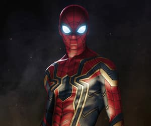 spiderman, Marvel, and Avengers image