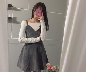 girl, style, and asian image