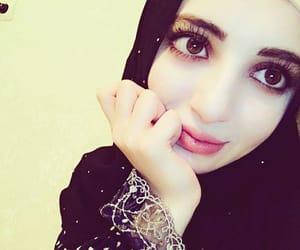 hijab, islam, and model image