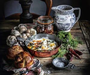 beautiful, bread, and breakfast image