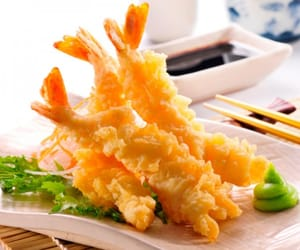 delicious, japanese, and shrimp image