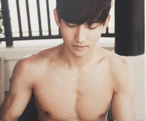 abs, changmin, and kpop image