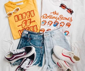 casual, outfit, and inspiration image