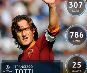 italien, foot, and totti image