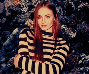 sophie turner, game of thrones, and beautiful image
