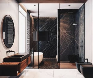 bathroom and decoration image