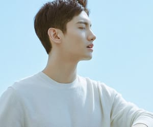 aesthetic, max changmin, and blue image