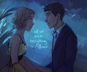 cress, marissa meyer, and carswell thorne image