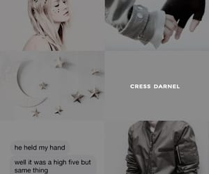 cress, marissa meyer, and the lunar chronicles image